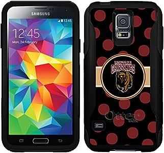 Coveroo 通勤系列手机壳适用于三星 Galaxy S5 - 零售包装 - 蒙大拿波尔卡圆点