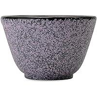 BergHOFF 日式茶碗,2 件套,铸铁,紫色,100 毫升