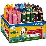 LYRA GROOVE Triple 1 , 彩色铅笔 48 Stifte