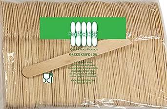 Perfect Stix 木制 250ct Green Knive 158-250ct 250
