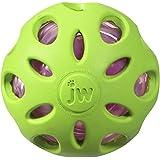JW Pet Company破裂球狗狗玩具,大号,所有颜色 什锦 中