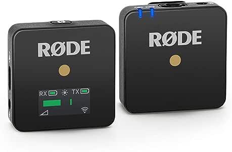 RODE Wireless GO 无线麦克风系统 WIGO