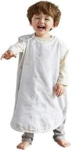 10mois W 纱布睡衣 白色 ベビーサイズ