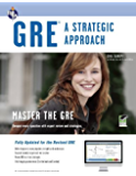 GRE: A Strategic Approach with online diagnostic (GRE Test P…