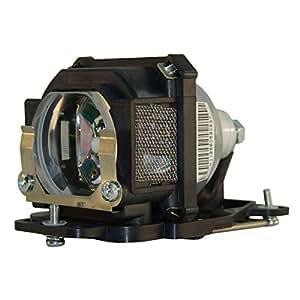 Lutema ET-LAM1-L02 Panasonic ET-LAM1 Replacement DLP/LCD Cinema Projector Lamp, Premium