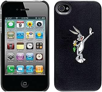 Coveroo Thinshield 可扣合式手机壳 iPhone 4/4S - 带胡萝卜的兔子