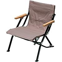 Snow Peak 低椅 短款 灰色 LV-093GY
