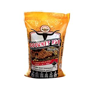 Pacific Pellet Hickory Bag, 20-Pound, Hickory Pellets