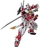金属搭建移动式套装《高达种子ASTRAY Gundam Astray 红框约 180mm ABS & PC & PVC 和压铸涂可动公仔