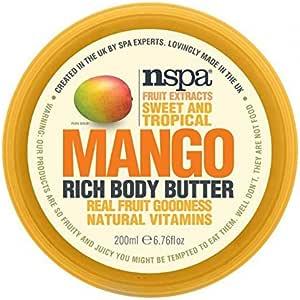 Nspa 芒果身体润肤霜 200毫升