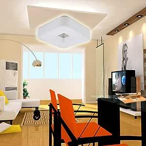 SIMON 西蒙 照明灯具 和氏璧系列方形奶白吸顶灯55W含光源 XD550803