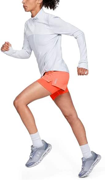 Under Armour Qualifier Speedpocket 2 合 1 短裤