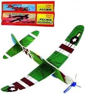 Krüger & Gregoriades 550800 – 塑料泡沫飞机 20 厘米