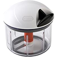 Fissler 菲仕乐 finecut 果蔬搅拌器 多功能切碎机,万能厨刀,带拉力机构的洋葱切割机(混合,旋转,存放)