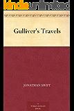 Gulliver's Travels (格列佛游记) (English Edition)