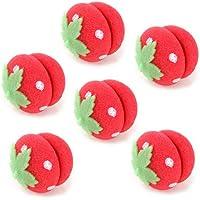 神奇海绵卷发球-红草莓(女人我最大推荐)