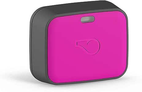 Whistle Go/Health & 位置宠物追踪器 紫红色