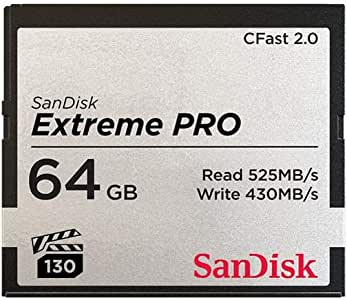 SanDisk Extreme Pro 64 GB 快速卡