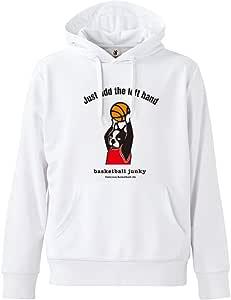 claudio pandiani(克劳迪奥·潘迪亚尼) Basketball Junky 左手附带即可 Dry运动衫 套头卫衣 BSK18547 白色 L