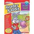 Reader Rabbit Let's Learn First Grade Reading