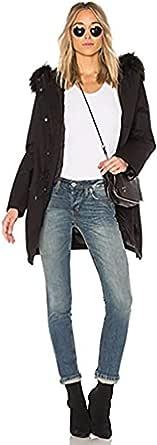 Mackage Rena-D 羽绒斜纹外套