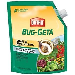 Ortho Bug-Geta Snail and Slug Killer 6-Pound 0475610