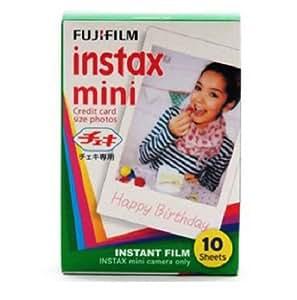 Checky 富士 instax mini 相纸 (白边 10张/盒)