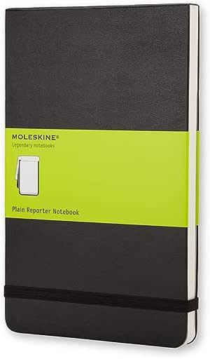 Moleskine 纯白记者型笔记本(口袋型)