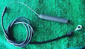CRAFTSMAN OEM RIDING MOWER CLUTCH 电缆,408714,435111 适用于波恩 HUSQVARNA,新,免费送货