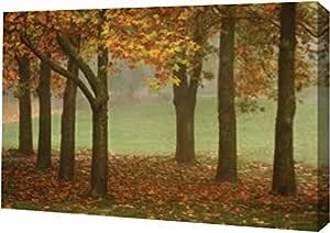 "PrintArt 的""Colors in the Mist VII""由 Vitaly Geyman 画廊装裱艺术微喷油画艺术印刷品 12"" x 8"" GW-POD-11-PSVIT-418-12x8"
