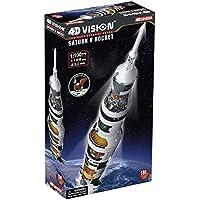 Famemaster 4D-Vision Saturn V Rocket Model