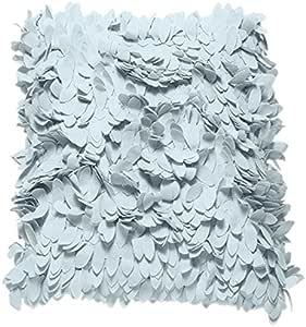 Ashley Lilette 签名图案抱枕,蓝色