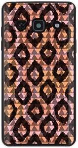 Coverfull 毛皮 皮肤 样式1 (透明) / for 安心家庭手机 204HW/SoftBank SHW204-PCNT-212-M744 SHW204-PCNT-212-M744