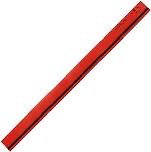 国誉 磁铁条 W18XH8XL250mm 红色 MAK-202NR