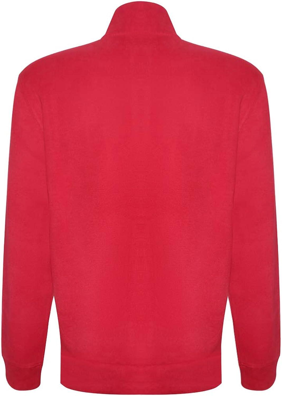 美亚海外购-Polo Ralph Lauren 拉夫·劳伦 男士半拉链罗纹针织衫