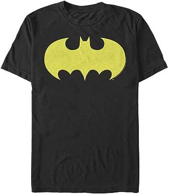 Warner Bros.男式 T 恤 黑色 X-Large