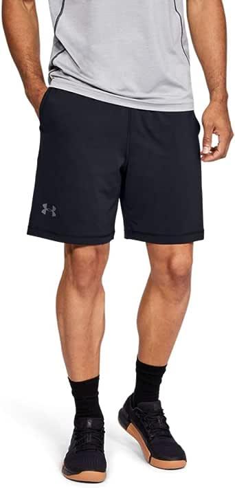 Under Armour 安德玛 男士UA RAID 8超轻速干且宽松的四向弹力面料运动短裤