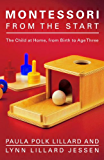 Montessori from the Start: The Child at Home, from Birth to Age Three (English Edition)