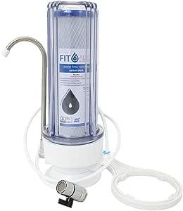 Fit aqua AWF-CT-1H 家庭等级桌面水过滤器全套欧盟原装制造