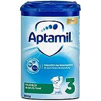 Aptamil 爱他美 婴儿奶粉 3段(适用于10月以上婴儿),单罐装(1 x 800g)
