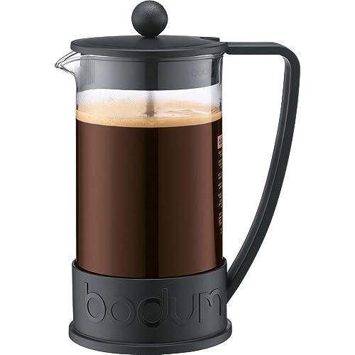 咖啡泡茶利器,波顿 Bodum 1L 大容量法压壶