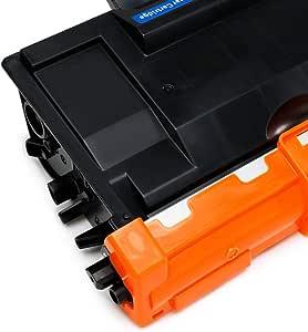 ebbo 高产兼容墨粉墨盒替换件适用于 BROTHER tn850