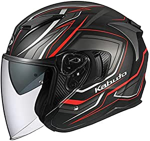 OGK KABUTO 摩托车头盔 Jet半盔型 EXCEED S 581572