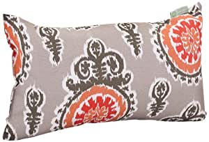 Indoor/Outdoor Michelle Rectangular Throw Pillow Salmon 12 x 20 Inch