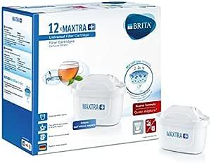 BRITA 碧然德 MAXTRA+ 滤水壶滤芯 -12个装(欧版)