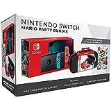 Nintendo Switch Bundle with Mario Party & Case