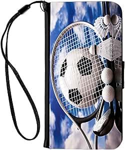 Rikki Knight iPhone 6 & 6s PU 钱包翻盖手机壳带支架和磁性翻盖RK-Flip6iPhone46758 Sports Equipment Sports Equipment