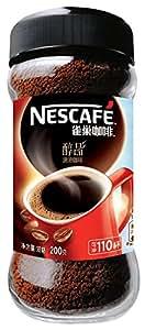 雀巢咖啡醇品200g 瓶装