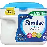 美国Abbott 雅培 Similac 出生婴儿1段(0-12个月)婴幼儿奶粉 23.2盎司(658g)(品牌直供,保税区发货)