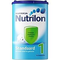 Nutrilon 牛栏奶粉 1段(0-6个月)850g/罐(荷兰进口 保税区发货)
